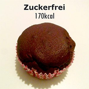 Muffin Zuckerfrei