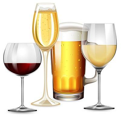 Zuckerfreie Ernährung Alkohol