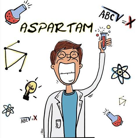 Was ist Aspartam