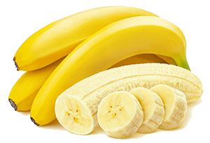 Zuckeralternative Banane