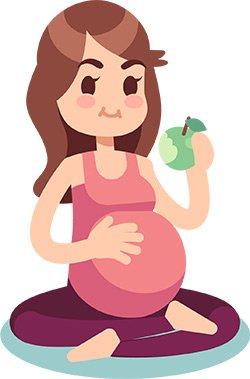 Zuckerfrei Schwangerschaft - Fazit